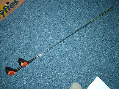 Vintage RAM Double Headed Golf Driver. Golf Club Advertiser. Golf Collectible.