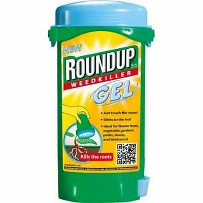 New Scotts Roundup Gel 150ml for weeds