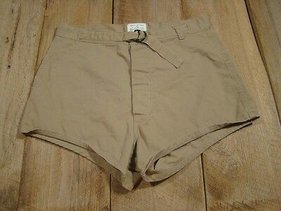 US Navy Swim Trunks Shorts-34-Seal-Excel Coral Creepers-Carded Cotton