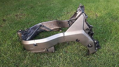 CBR1100 XX BLACKBIRD INJECTION frame chassis V5 Logbook
