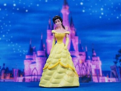Cake Topper Decoration Disney Princess Belle Beauty and the Beast Figure A629 B