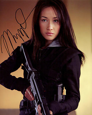 Maggie Q - Zhen Lei - Mission: Impossible III - Signed Autograph REPRINT
