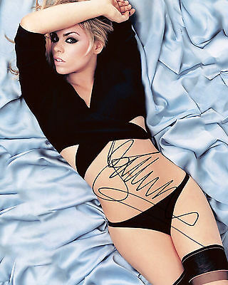 Billie Piper - Signed Autograph REPRINT
