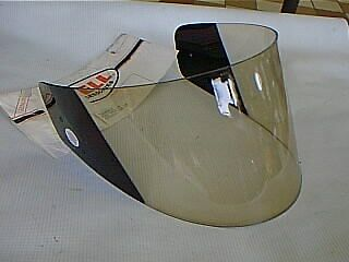 4d8f4529 BELL HELMET Face SHIELD #267 Aerostar Light Smoke Aero Star Vintage 111-267S
