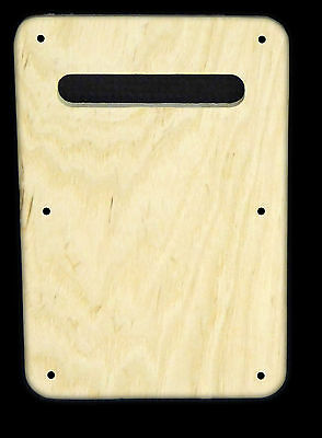 Stratocaster Swamp Ash Tremelo Cover
