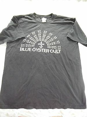 Vintage Blue Oyster Cult Mirrors Tour 1979 British Rare