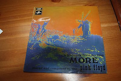 Pink Floyd - Sountrack From The Film More - Uk 1St Issue - Very Good++