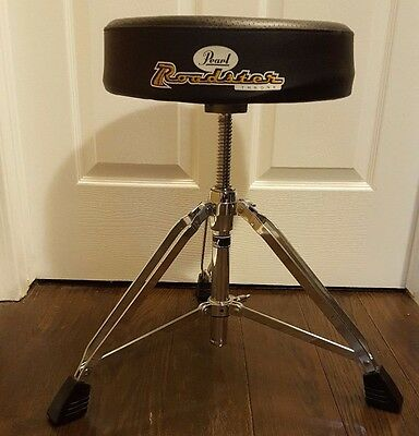 Pearl Roadster Drum Throne - Seat / Stool.  Great Condition!!