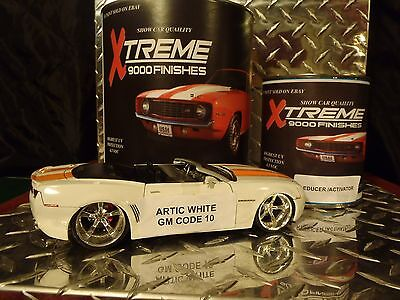 Sale Auto Paint Urethane  Artic White Single Stage ... Free Shipping