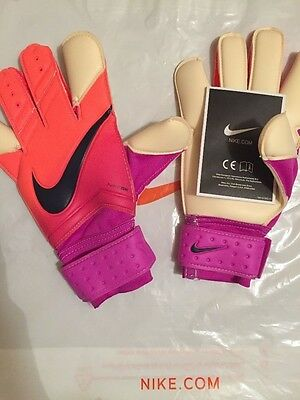 NIKE GK GRIP 3 Goalkeeping Gloves with grip 3 technology size 7