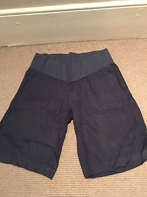 Blooming Marvellous Maternity Shorts Size 8