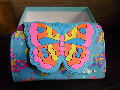 Smiggle Neon Chloe Scented Lux Purse - Brand New