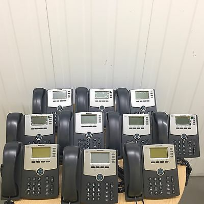 "Cisco SPA504G 4-Line IP VoIP Phone  ""Excellent Condition"""