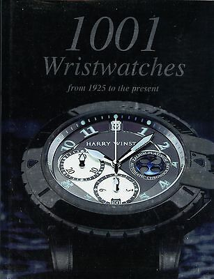 Vintage Wristwatches 1925-Present Types Makers Models Dates / Illustrated Book