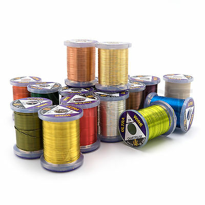 UTC ULTRA WIRE for Fly Tying XSmall Small Brassie Medium - All Colors Available!