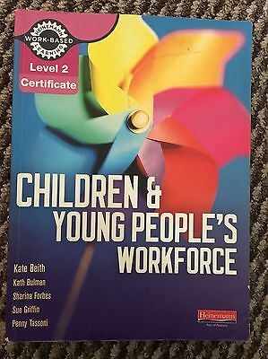 childrens and young people's workforce level 2