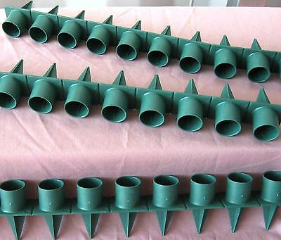 """14 New Individual 1"""" Candle Holders for Centerpiece! NICE! FREE SHIPPING!"""