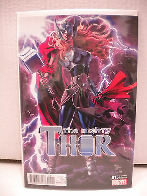Mighty Thor #15 Variant Deodato