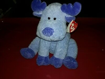TY Pluffies Moose named Bloose
