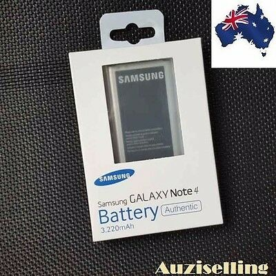 Authentic OEM Original Battery For Samsung Galaxy Note 4