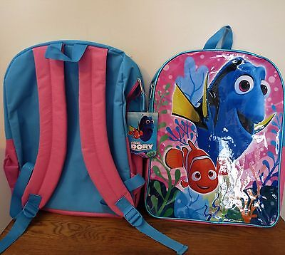 """""""Dory & Nemo"""" Backpack  by Disney   NWT"""
