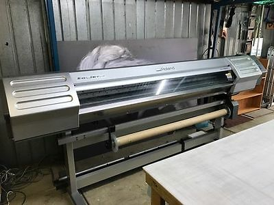 Signage & (Roland SJ745) Digital Printing Business for sale. Price Negotiable