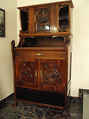 Antique Buffet Art Nouveau 1900