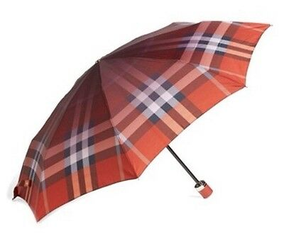 Burberry 'Trafalgar' Folding Umbrella $250