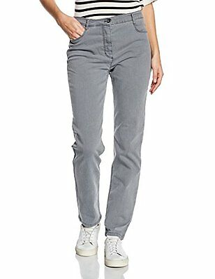 (TG. 42) Grey Denim 9630 Betty Barclay - 3811/1803, Jeans donna, Grey Denim 9630