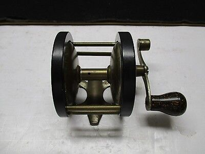 Vintage Penn Trade Reel 250yd Conventional Reel in USA** Unmarked & RARE**
