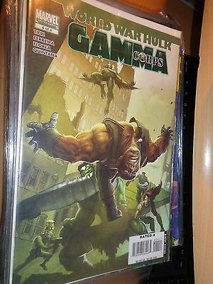 Gamma Corps 4 Jan 2008 [World War Hulk]
