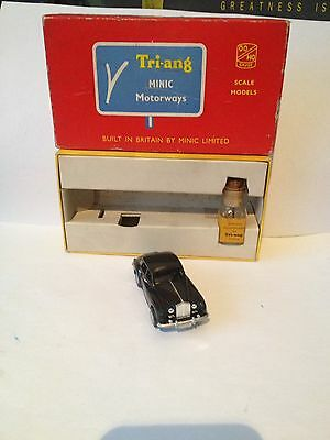 TRIANG Minic Motorway FULLY WORKING Rolls Royce Silver Cloud Boxes EXCELLENT