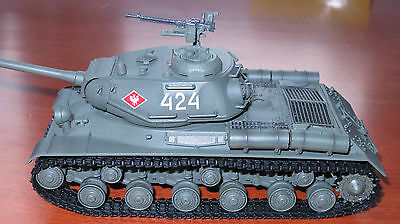 1/48 IS-2 Soviet Tank WWII RC model Radio-Controlled & IR Gun Hobby Master