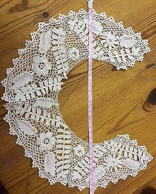 Vintage Lace Collar - Maybe Victorian?