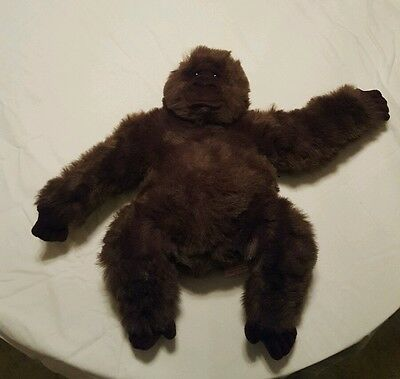 Paramount Pictures Congo Gorilla Plush Dakin Stuffed Animal 1995 Rare