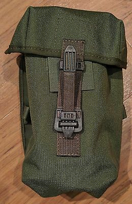British Army PLCE Type Utility Pouch Olive Green