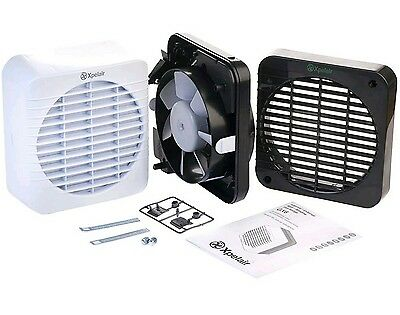 "Xpelair GX6 6"" 150mm Wall /Kitchen Window & Panel Extract Fan 90800AW. Brand new"