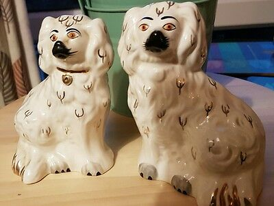 Only Fools and Horses Beswick dogs from Dels Flat