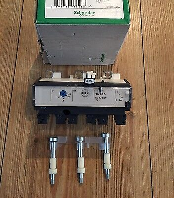 Schneider Electric Compact NSX100-250 TM63D Trip Unit