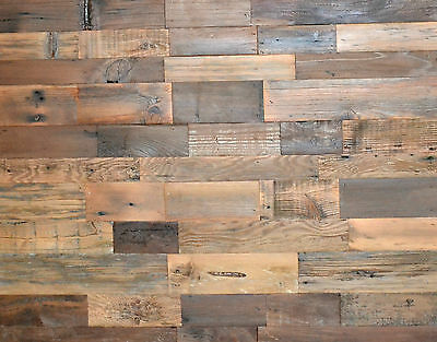 Salvaged BarnWood Art Backsplash Headboard Wedding Partition Room Divider Rustic