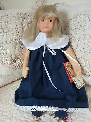 Rare LENCI Bibija Classic Bed Doll, Limited Edition #481/499 with Tags