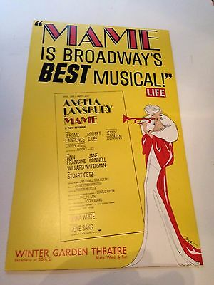 MAME is Broadbway's Best Musical with ANGELA LANSBURY (Make an Offer)