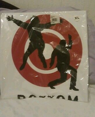 Bottom t-shirt XL brand new in packaging. Rick Mayall and Ade Edmondson