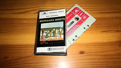 MOMBASA ROOTS msa African music - musicassetta stereo 7 - Polydor CPOLP 319