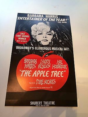 The Apple Tree with Barbara Harris, Larry Blyden, Hal Holbrook (Make an Offer)