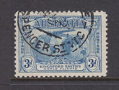 3d KINGSFORD SMITH  FINE USED STAMP