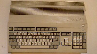Commodore Amiga a500 computer only. Tested working