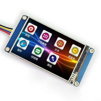 "3.5"" Nextion HMI LCD TFT Touch Display Panel für Arduino, Raspberry Pi, ESP8266"