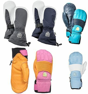 Hestra Snow Ski Mittens Womens Many Styles and Colors