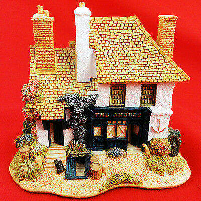"Lilliput Lane THE ANCHOR NEW IN BOX 5.5"" tall made in England  L2011 SOUTH EAST"